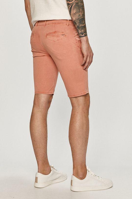 Pepe Jeans - Szorty Blackburn short 98 % Bawełna, 2 % Elastan