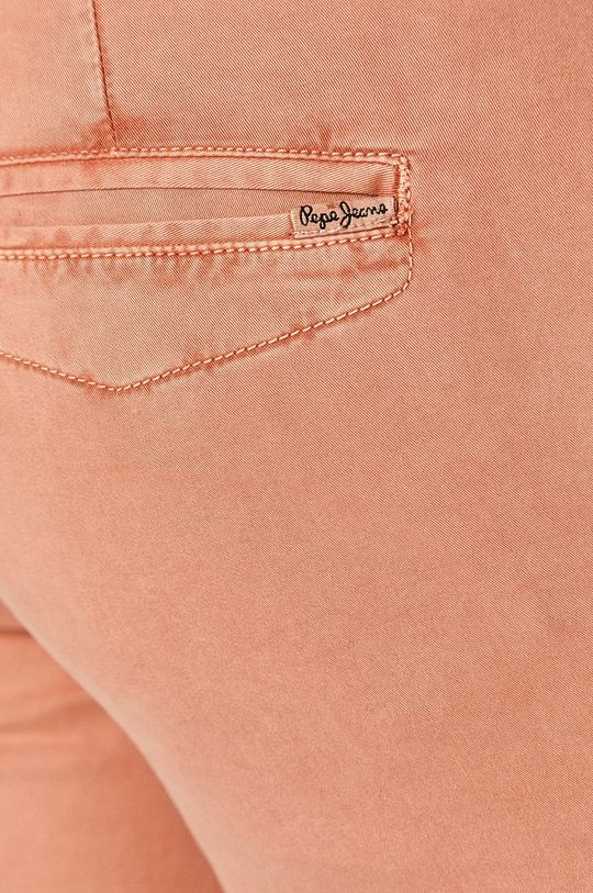 brudny róż Pepe Jeans - Szorty Blackburn short
