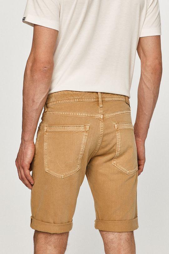 Pepe Jeans - Szorty Stanley 35 % Bawełna, 65 % Poliester