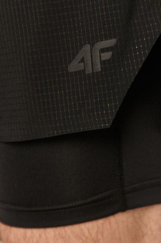černá 4F - Kraťasy