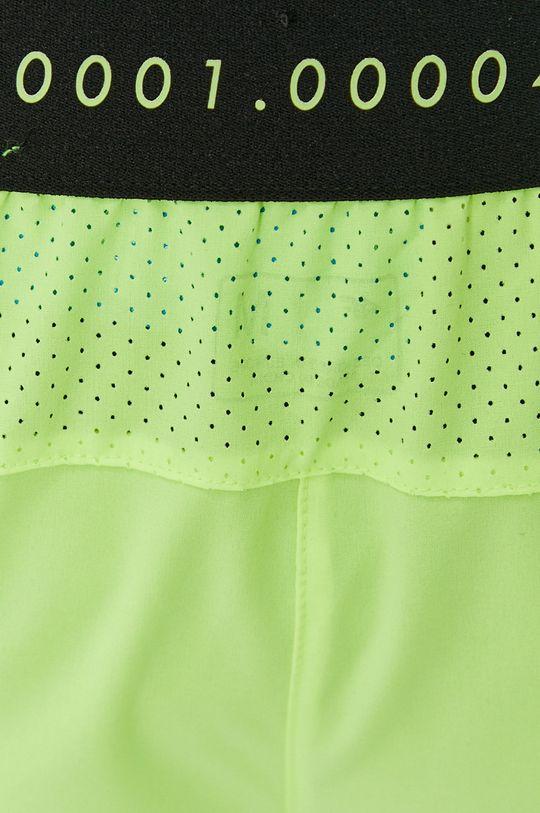 żółto - zielony 4F - Szorty