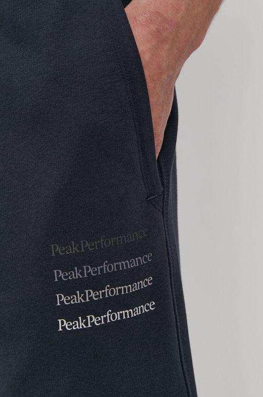 Peak Performance - Kraťasy námořnická modř