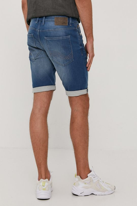 Tom Tailor - Džínové šortky  81% Bavlna, 2% Elastan, 17% Polyester