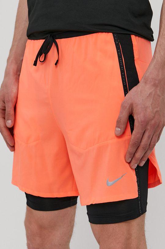 koralowy Nike - Szorty Męski
