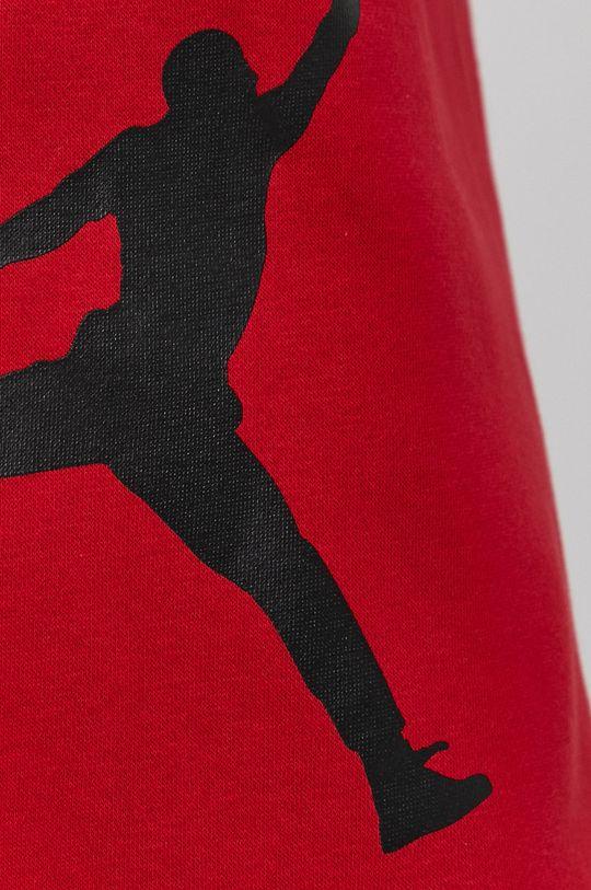 czerwony Jordan - Szorty