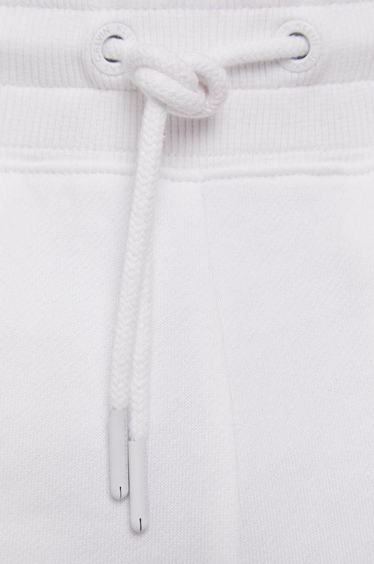 alb Calvin Klein Jeans - Pantaloni scurti