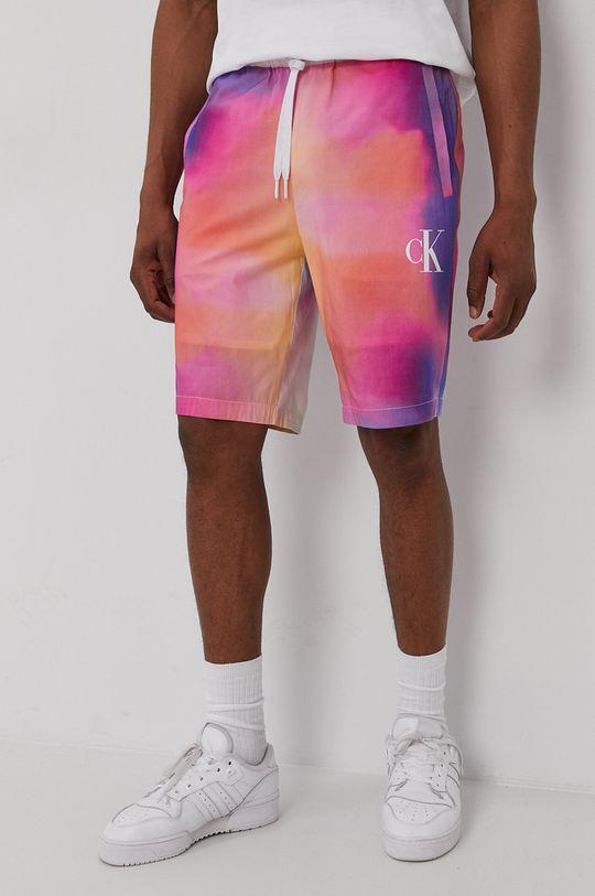 multicolor Calvin Klein Jeans - Szorty Męski