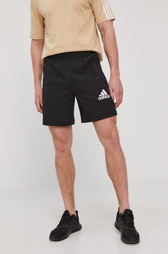 adidas - Pantaloni scurti negru