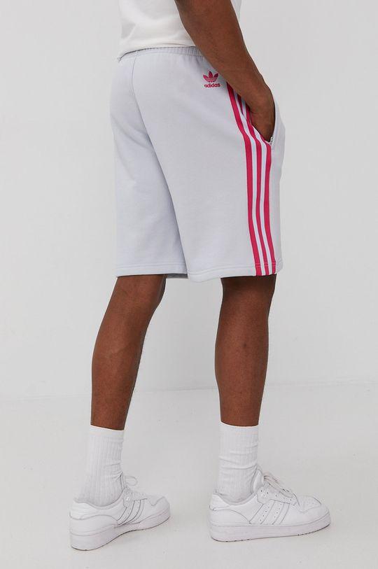 adidas Originals - Pantaloni scurti gri deschis