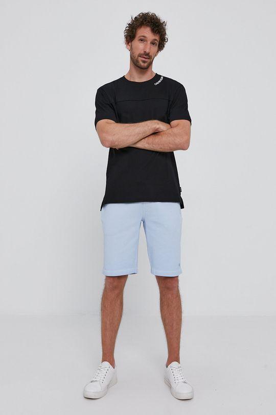 jasny niebieski Calvin Klein - Szorty Męski