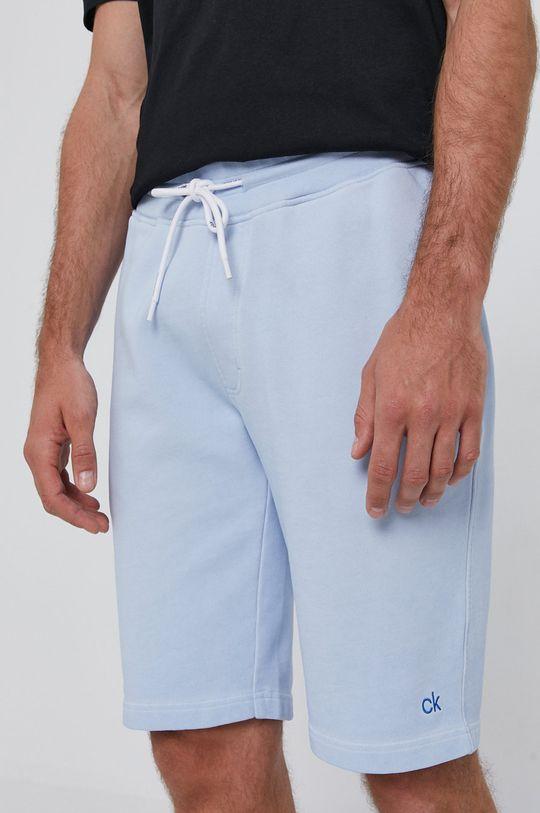 Calvin Klein - Szorty jasny niebieski
