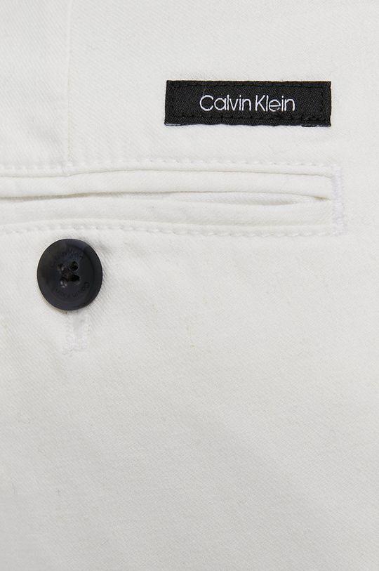 biela Calvin Klein - Šortky