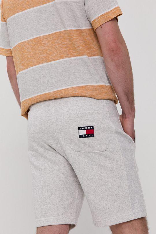 Tommy Jeans - Szorty Materiał zasadniczy: 89 % Bawełna, 11 % Poliester, Ściągacz: 95 % Bawełna, 5 % Elastan