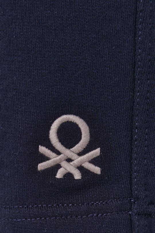 námořnická modř United Colors of Benetton - Kraťasy