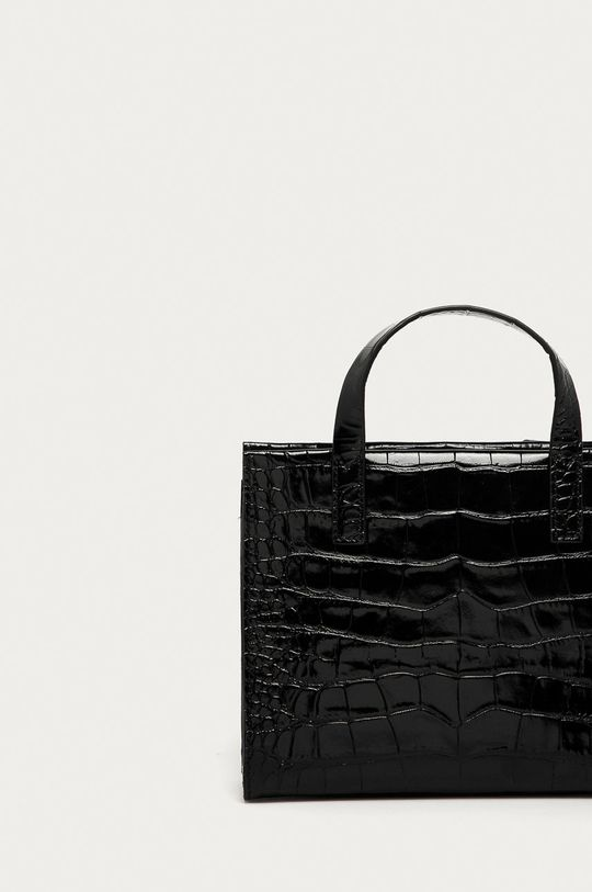 černá Twinset - Kožená kabelka