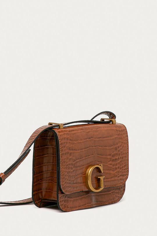 Guess - Torebka brązowy