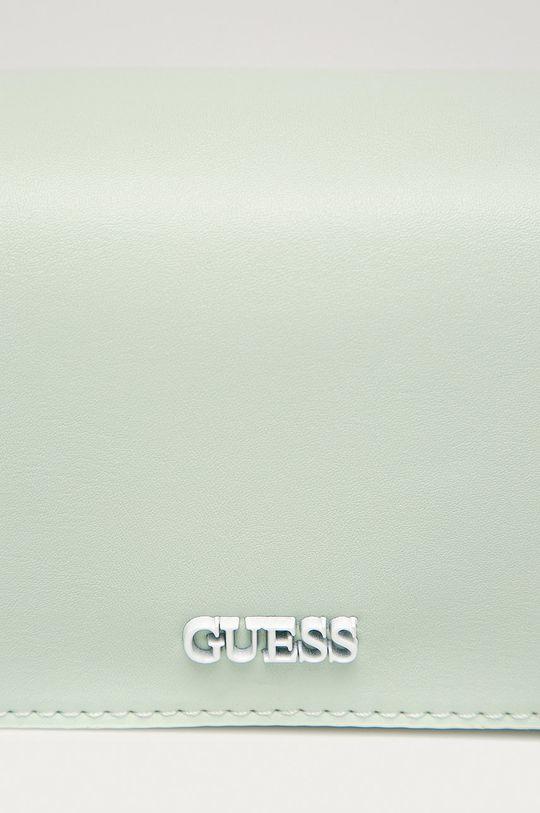 Guess - Kabelka světle zelená
