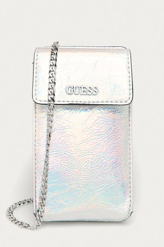 stříbrná Guess - Obal na telefón Dámský