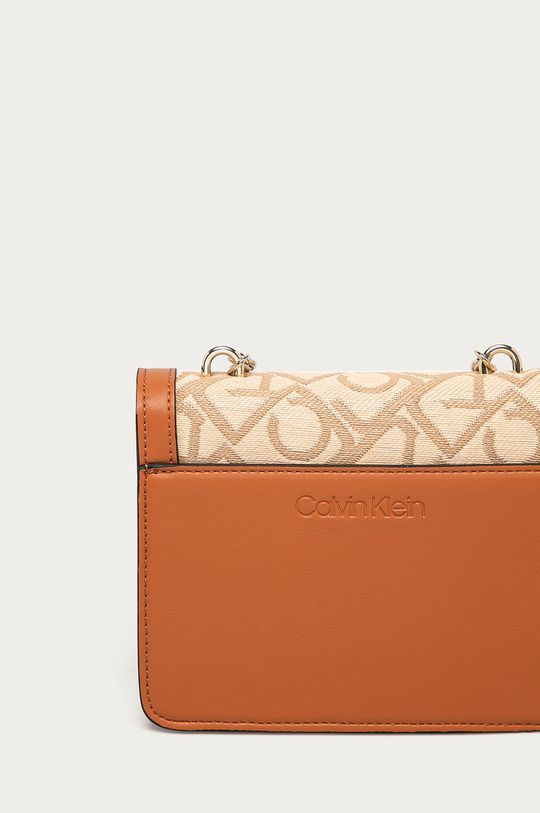 Calvin Klein - Kabelka  38% Polyester, 62% Polyethylen
