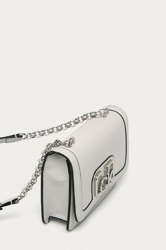 Calvin Klein - Kabelka světle šedá