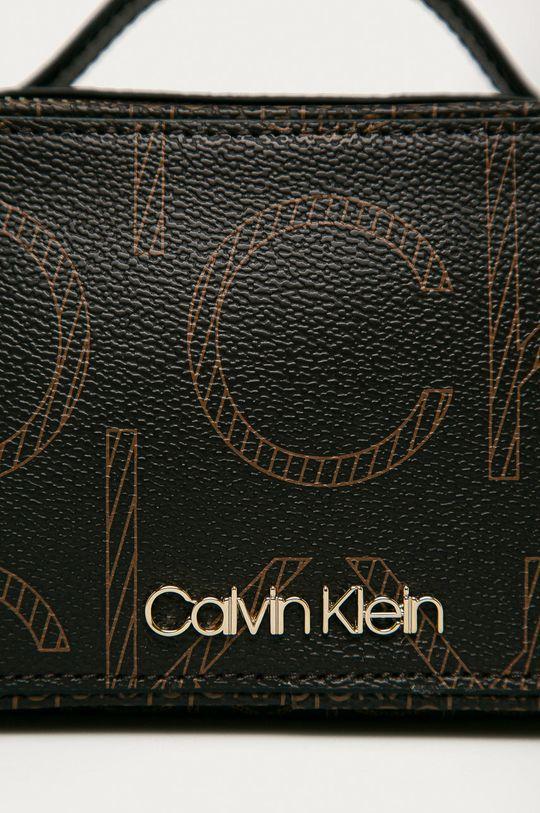 maro inchis Calvin Klein - Poseta