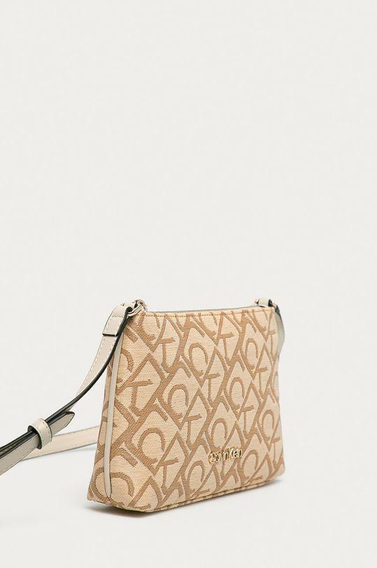 Calvin Klein - Kabelka  Textilní materiál