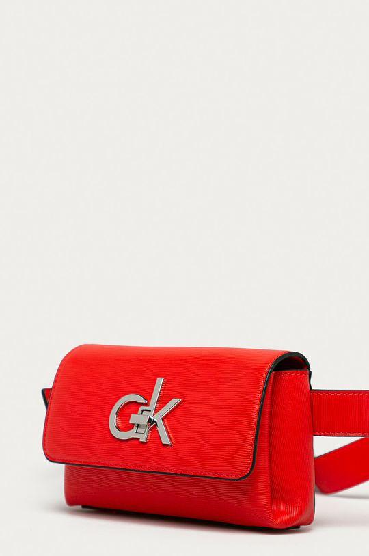 Calvin Klein - Ledvinka  100% Polyuretan