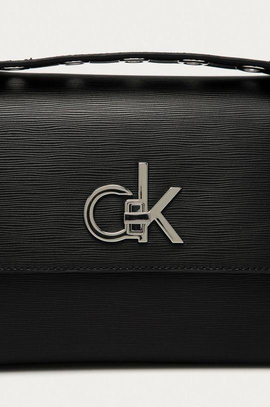 czarny Calvin Klein - Torebka