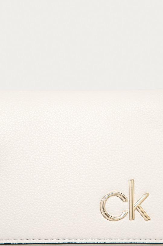 bílá Calvin Klein - Kabelka