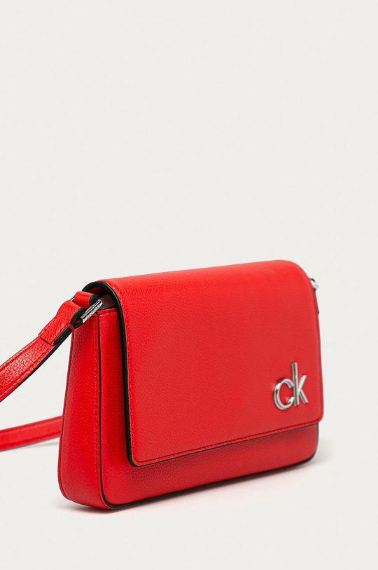Calvin Klein - Torebka czerwony