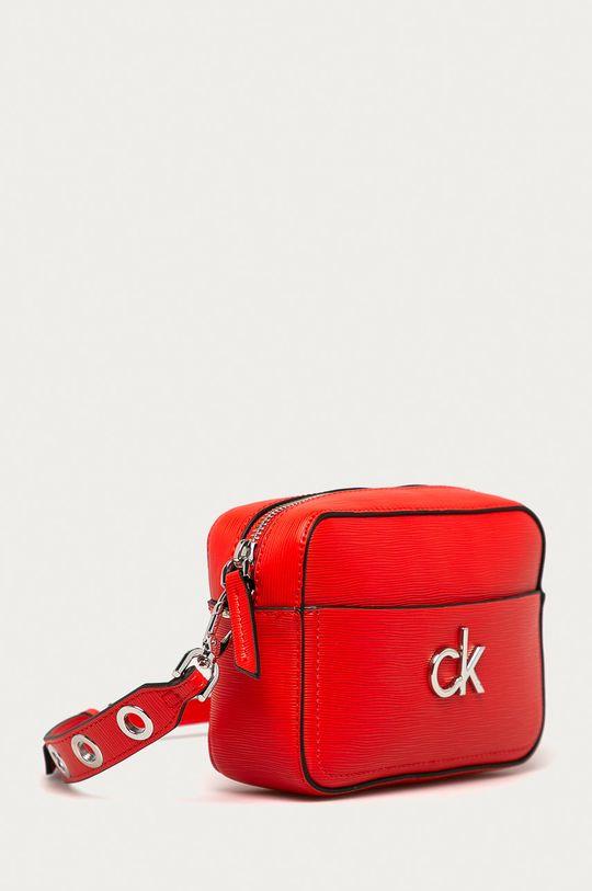 Calvin Klein - Kabelka  100% Polyuretán