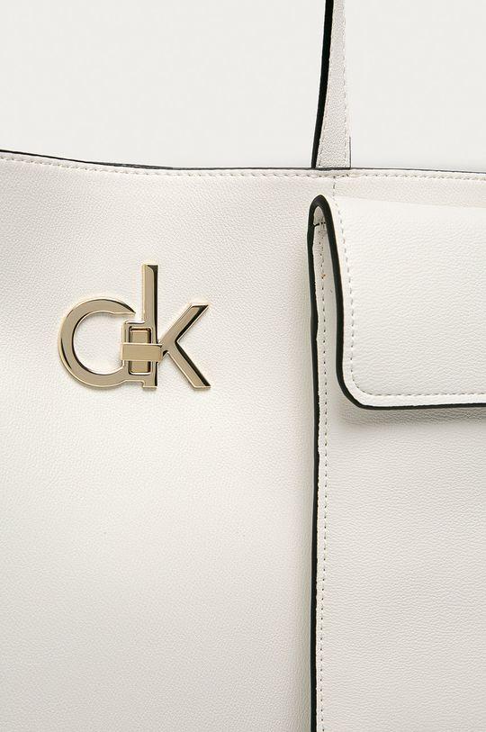 Calvin Klein - Torebka biały