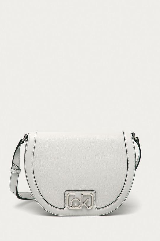 jasny szary Calvin Klein - Torebka Damski