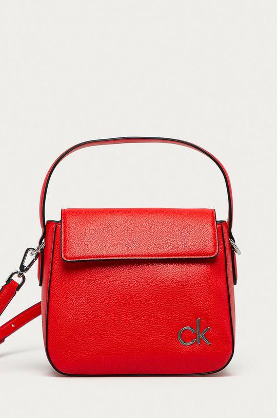 czerwony Calvin Klein - Torebka Damski