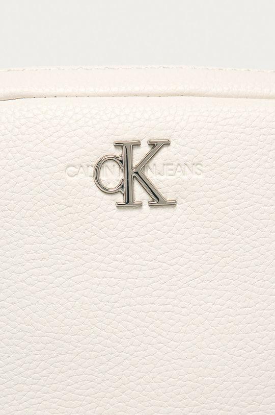 bílá Calvin Klein Jeans - Kabelka
