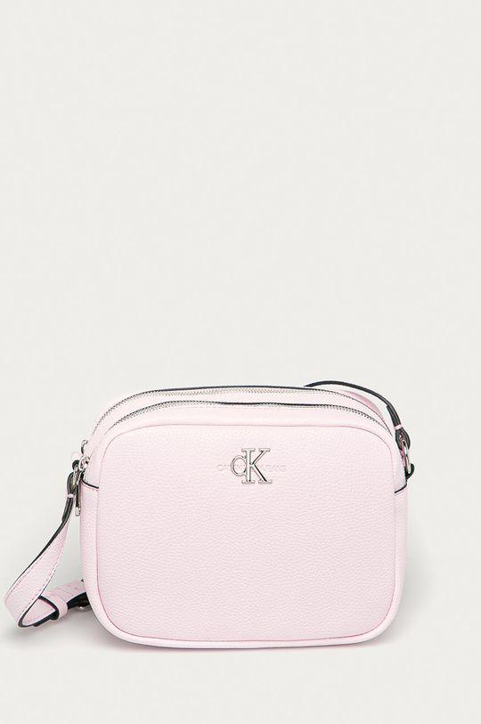 pastelově růžová Calvin Klein Jeans - Kabelka Dámský