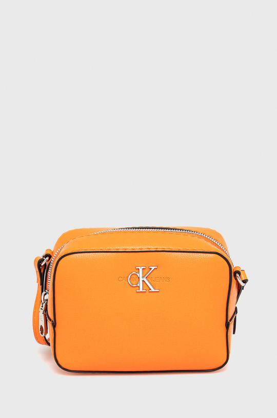 mandarinková Calvin Klein Jeans - Kabelka Dámský