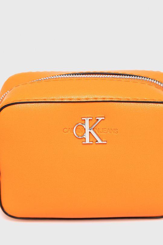 Calvin Klein Jeans - Kabelka mandarinková