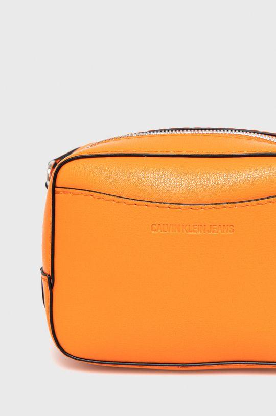 mandarinková Calvin Klein Jeans - Kabelka