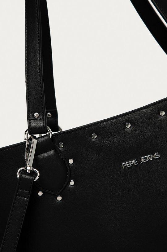 Pepe Jeans - Kabelka čierna