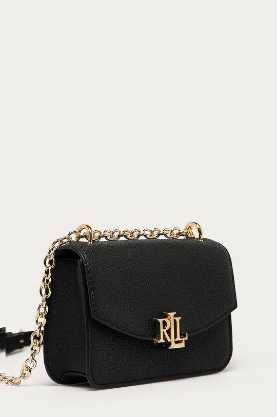 Lauren Ralph Lauren - Kožená kabelka  100% Přírodní kůže