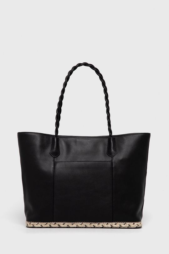 Lauren Ralph Lauren - Kožená kabelka  Podšívka: 100% Polyester Základná látka: 100% Hovädzia koža