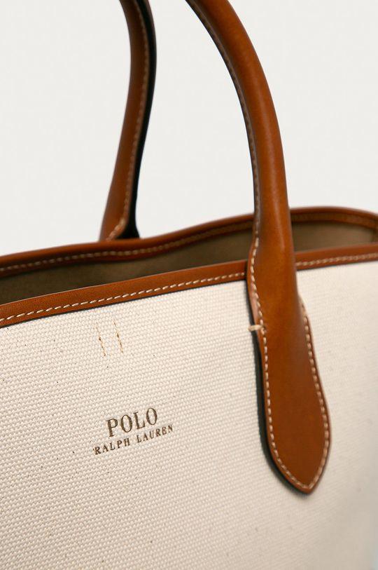 kremowy Polo Ralph Lauren - Torebka