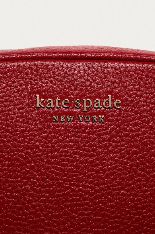 Kate Spade - Torebka skórzana czerwony
