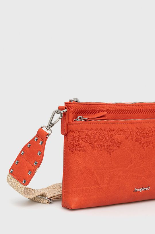 Desigual - Kabelka oranžová