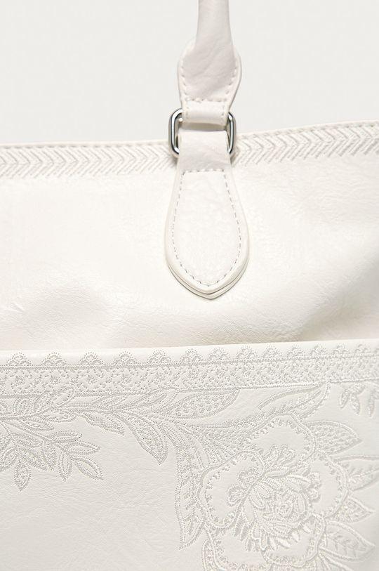 biały Desigual - Torebka