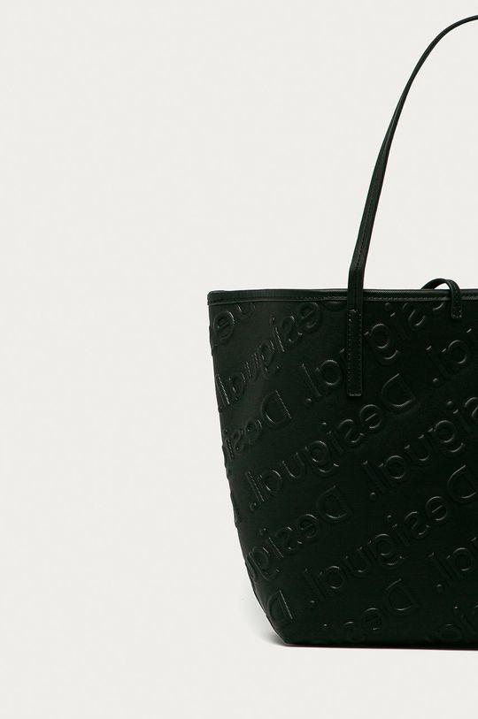 Desigual - Obojstranná kabelka  100% Polyuretán