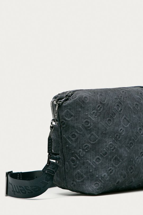 tmavomodrá Desigual - Obojstranná kabelka