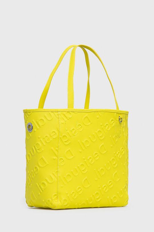 żółty Desigual - Torebka
