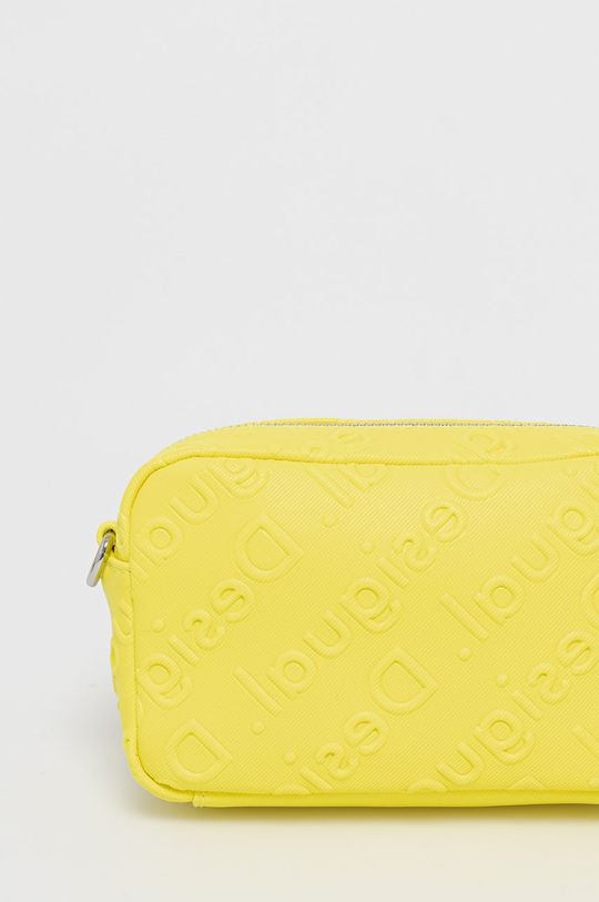 žltá Desigual - Kabelka